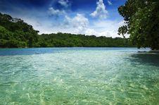 Free Tropical Ocean Stock Photos - 15750883