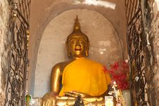 Free Budda Statue Stock Photos - 15751423