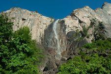 Free Bridalvel Falls, Yosemite Stock Images - 15752354