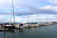Free Boats At Fisherman S Wharf, San Francisco Royalty Free Stock Photo - 15752525