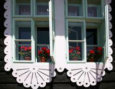 Village Pustevny, Czech Republic Royalty Free Stock Photo