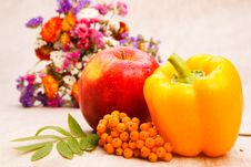 Free Autumnal Harvest Royalty Free Stock Images - 15752839