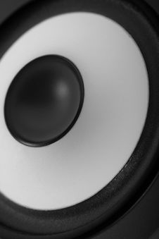 Free Audio Speakers Stock Image - 15752971