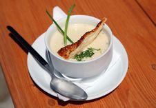 Free Traditional Walachian Soup Stock Photography - 15752972