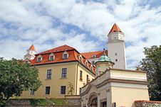 Free Bratislava´the Renovated Catsle Stock Photography - 15753002