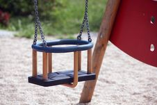 Free Empty Swing Royalty Free Stock Images - 15753489