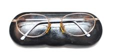 Free Eyeglasses In Case Royalty Free Stock Image - 15754036