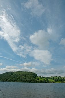 Free Clouds And Ullswater Royalty Free Stock Photos - 15754158