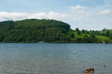 Free Cruising On Ullswater Stock Photography - 15754192