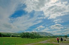 Free Hills Around Ullswater Stock Image - 15754221