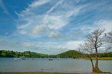 Free Landscape Of Ullswater Royalty Free Stock Images - 15754259