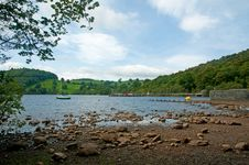 Free Shore Of Ullswater Stock Image - 15754361