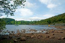 Free Shore Of Ullswater Stock Image - 15754361