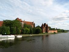 Free Malbork Stock Image - 15755011