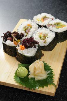 Free Sushi Stock Photo - 15755030