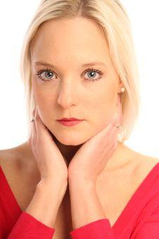 Free Beautiful Young Woman Stock Image - 15755081