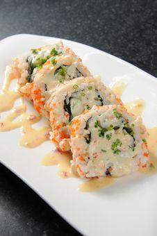 Free Sushi Stock Image - 15755141