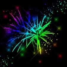 Free Fireworks Royalty Free Stock Image - 15755296