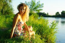 Free Portrait Of Beautiful Girls Stock Photography - 15755722