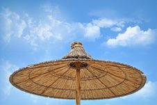 Free Beach Umbrella Stock Photos - 15756993