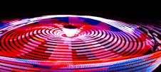 Free Spinning Lights Stock Photography - 15757412