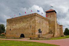Free Brick Castle Royalty Free Stock Photos - 15758178