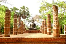 Free Buddha Statue Royalty Free Stock Photo - 15758405