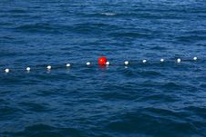 Free Buoy In The Sea Stock Images - 15758454