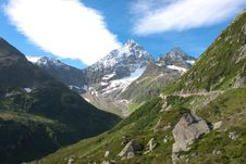 Free Swiss Alps Royalty Free Stock Image - 15758466