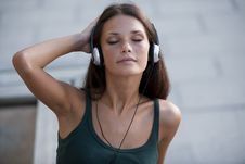 Free Music And Relax Royalty Free Stock Photos - 15758958