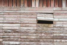 Free Wood Windows Stock Photography - 15759822