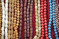 Free Necklaces On Sale On Market Stock Photography - 15769972