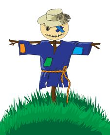 Free Scarecrow Stock Images - 15761364