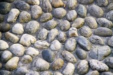 Free Background Of Pebbles Stock Images - 15761454