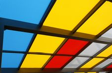 Free Colorful Panels Stock Image - 15761941