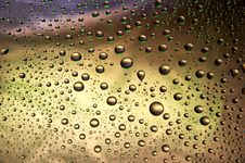 Free Many Water Drops Royalty Free Stock Images - 15762029