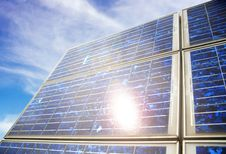 Free Solar Panel Stock Images - 15762034