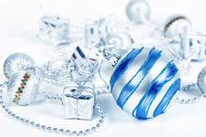 Free Christmas Decoration Royalty Free Stock Image - 15762136