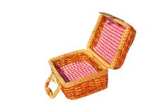 Free Box, Open, Square, Barbecue Stock Image - 15762581