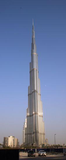 Free Burj Khalifa Royalty Free Stock Image - 15763266