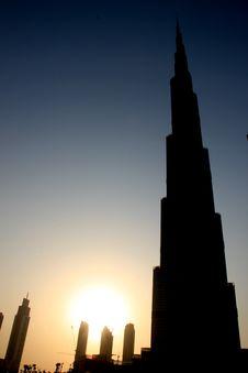 Free Burj Khalifa Royalty Free Stock Image - 15763336