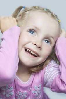 Free Children Smile Royalty Free Stock Photography - 15763567