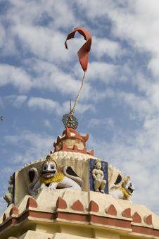 Free Top On An Hindu Temple. Stock Photos - 15763943