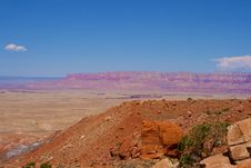 Free Mesa In The Distance Stock Photo - 15763960