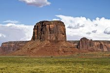 Free Monument Valley Royalty Free Stock Images - 15764889