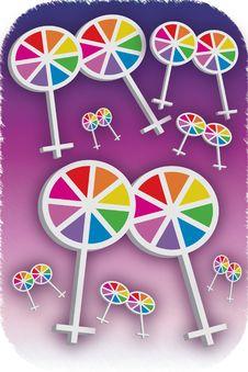 Free Lesbian Community Royalty Free Stock Photo - 15765095