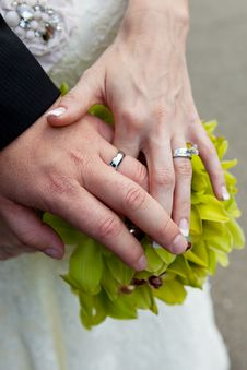 Free Rings Stock Photography - 15765162