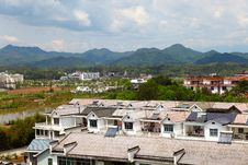 Free Residential Areas In Anhui Stock Images - 15765244