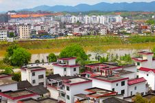Free Residential Areas In Anhui Royalty Free Stock Images - 15765259