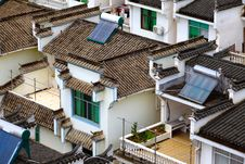 Free Residential Areas In Anhui Royalty Free Stock Photos - 15765268
